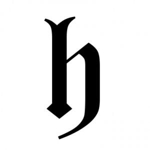 gotikus h